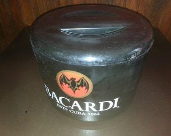 BACARDI ice bucket