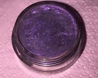 Dark Purple Shimmer Eyeshadow