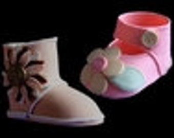 Petal Crafts,  All in One Baby Shoe Tool Kit