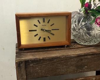 ZentRa table clock vintage watch