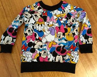 Handmade Size 1 Disney sweater