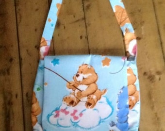Carebears messenger bag