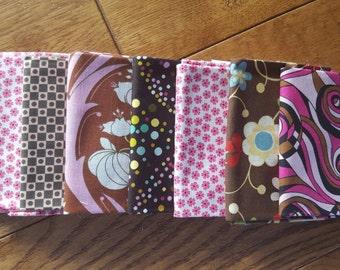 SALE / 8 Fat Quarters / 2 repeats / 2 yards / Cotton Fabric / #074