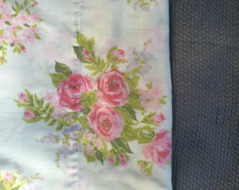 Really pretty vintage pillowcase