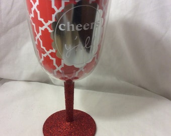 Insulated Wine Etsy