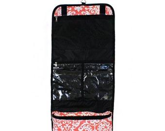 Monogrammed Hanging Cosmetic/ Toiletry Case, FREE MONOGRAM