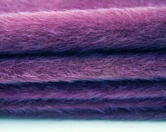 Minibear fabric PURPLE