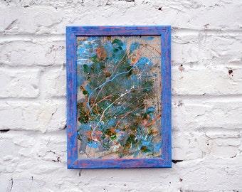 Original abstract painting, Acrylic abstract painting, Abstract acrylic painting, Abstract art, Abstract wall art, Acrylic abstract.