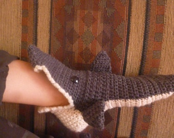 Shark Socks, Shark Slippers