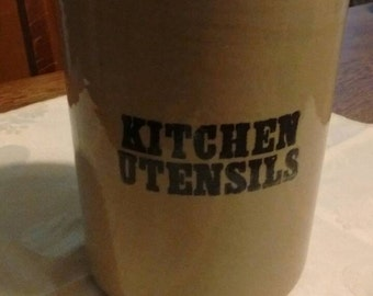 Vintage-kitchen-utensils-crock-pearsons-chesterfield-england