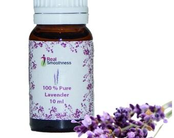 Real Smoothness Lavender Oil