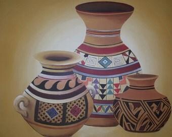Andean pots