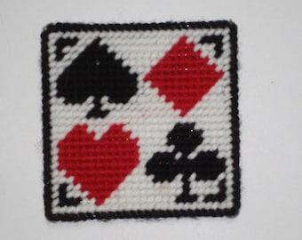 Card Symbols Coaster