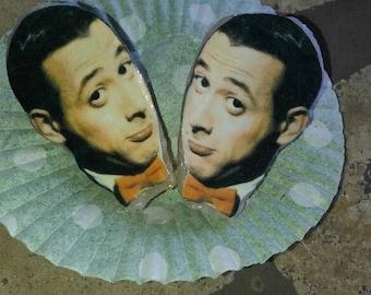 Pee Wee Herman Earrings