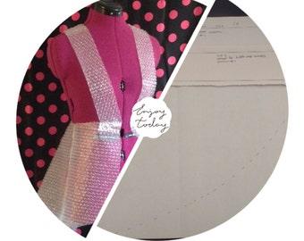 Bubble wrap dress Pattern