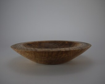 Ash bowl with scorched design
