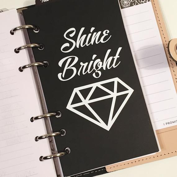 Shine Bright Planner Dashboard