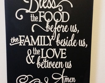 Blessings sign