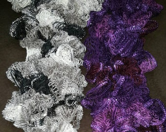 SALE! Ruffle Scarves
