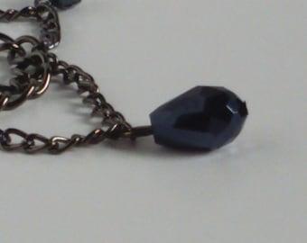 Smokey Blue Bracelet