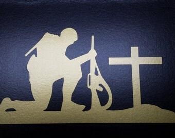 Soldiers Cross (Half Price)