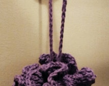 Crocheted Bath Loofah