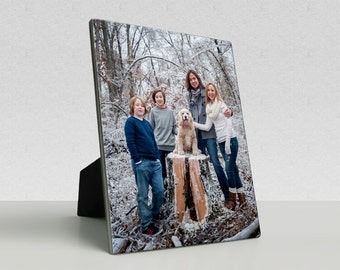 Your photo on tile