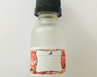 Organic Rose Oil, Anti Aging Rose Facial Oil; Fabulous Gift; Facial Oil; Rose Petals, Rose Essential Oil, Rosehip Seed Oil, Evening Primrose