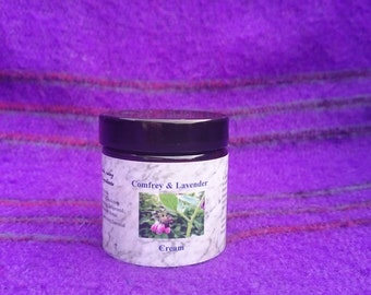 Comfrey & Lavender Cream