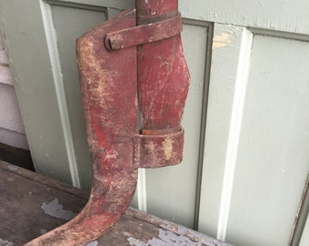 Antique Fireman's Brush Ax