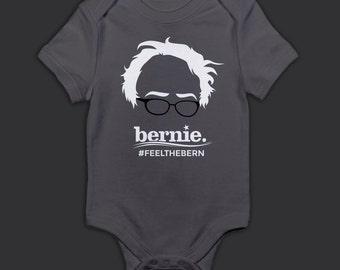 Feel the Bern Bernie Sanders Onesie