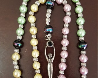 Triple Goddess Rosary