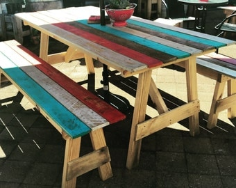 Pallet Picnic Table - Shipping NOT Included