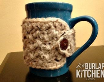 Mug and Cozy Set-coffee cup cozy, mug cozy