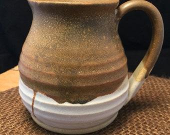 Deep Brown Overdip Mug