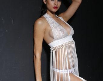 bridal lingerie,white bridal lingerie,white lace,wedding lingerie,wedding lingerie bridal,bridal nightgown,white nightgown,lace nightgown