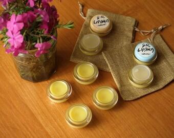 Natural Beauty Lip Balm Organic