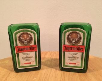 Jagermeister 50ml Bottle Shot Glasses Set