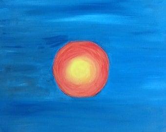 Original Abstract Painting