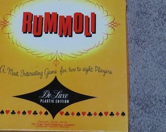 Vintage Rummoli Deluxe Edition