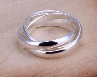 Triple Ring Ring