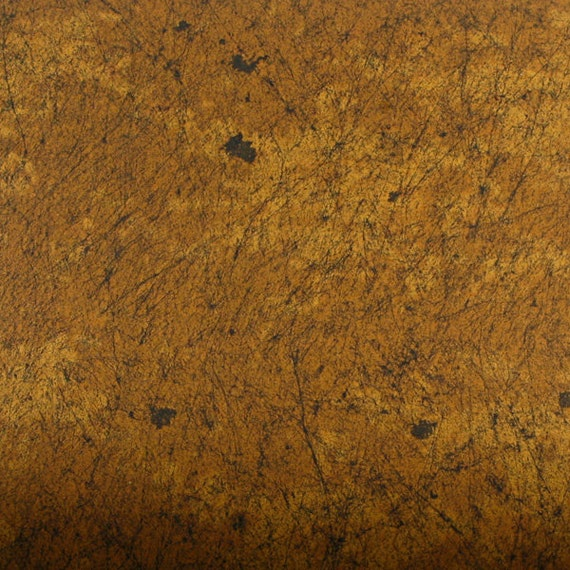 Peel stick flame retardant backsplash wall decor web gold for Gold self adhesive wallpaper