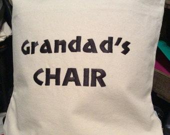 Grand ads chair cushion
