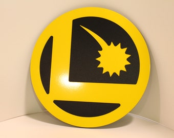 Legion of Superheroes Wall Emblem