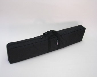 Double Rifle Gun Case - Soft Sided Rifle Bag with Handles
