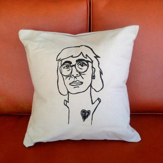 Log Lady Pillow