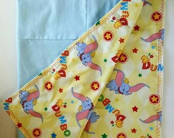 Dumbo Receiving Blanket