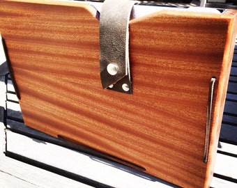 Wood Laptop Case for MacBook Air