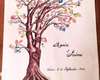 arboles de huellas grande, trees tracks, gifts with footprints,celebraciones con hellas,Bäume Tracks, деревья треки, Arbres pistes