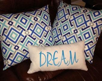 DREAM pillow set